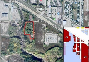 8020 87, Fort St. John, BC, Canada V1J 4N8, ,Land Commercial,For Sale,87,C8019365