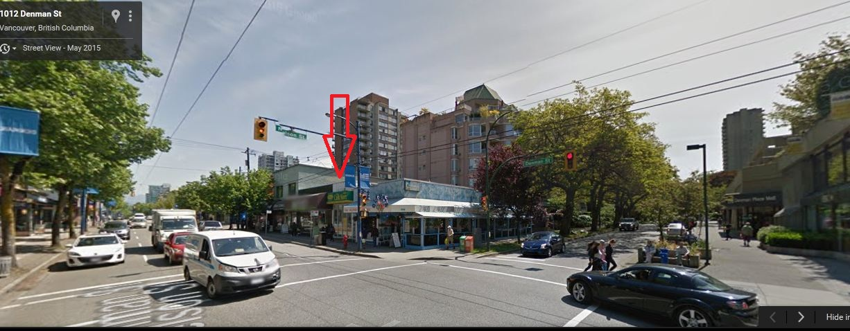 990 Denman Street,Vancouver,British Columbia,Canada V6G 2M1,1 Room Rooms,1 BathroomBathrooms,Office,998 Denman,Denman Street,1,1004